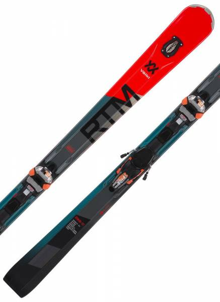 Völkl RTM 86 18/19 Allmountain Piste Carver Rocker Alpin Skiset NEU - Bild 1