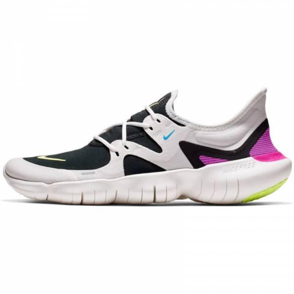 Nike Free RN 5.0 Herren Laufschuhe Freizeitschuhe Jogging Running white NEU