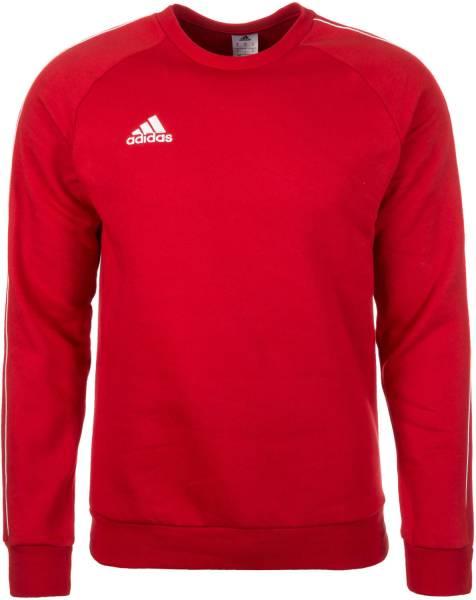 adidas HE Core 18 SW Top Herren Trainings Pullover Sweatshirt rot NEU - Bild 1