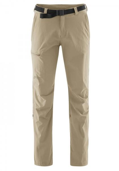 Maier Sports Wanderhose Nil Herren Trekkinghose ungefüttert Funktion beige NEU - Bild 1
