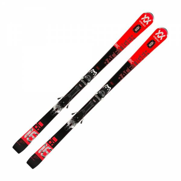 Völkl Racetiger RC Red 19/20 Allround Riesensalom Sport Carver Alpin Skiset NEU
