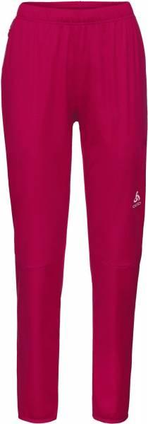 Odlo Pant Zeroweight Windproof Warm Damen Lauftight gefüttert pink NEU
