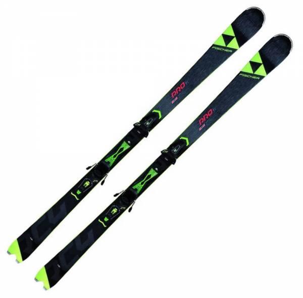 Fischer RC4 Pro TI Allride Slalom Riesenslalom Carver Ski Alpin 19/20 NEU
