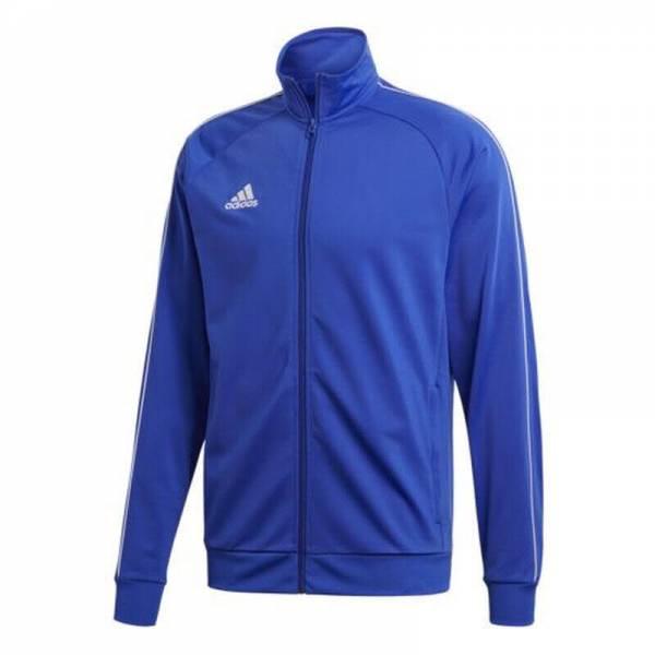 adidas HE Core 18 PES JKT Herren Trainingsjacke Jacke blau NEU - Bild 1