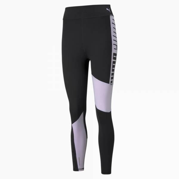 Puma Favourite Logo Leggings Sport Fitness Training Damen schwarz NEU - Bild 1