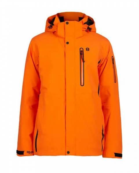 8848 Castor Jacket Herren Skijacke Snowboardjacke Wintersport Outdoor orange NEU - Bild 1