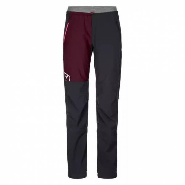 Ortovox Berrino Pants W Damen Trekkinghose Softshellhose Skitourenhose black NEU