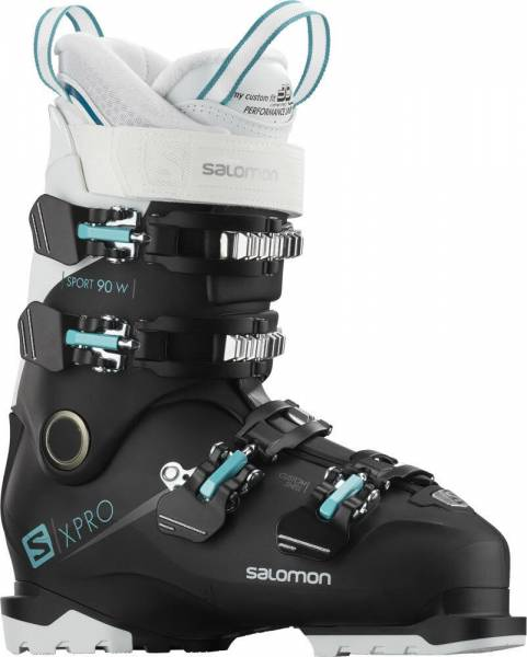 Salomon X Pro 90 W Sport Damen Skischuhe Boots Skistiefel Alpin 19/20 black NEU