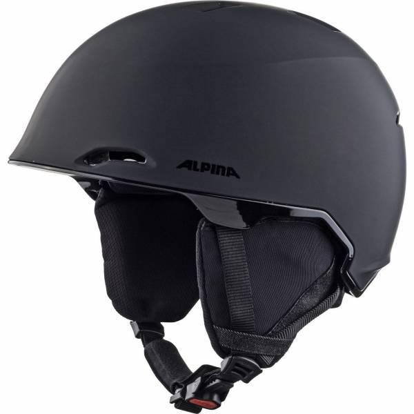 Alpina Maroi Skihelm Snowboardhelm black matt NEU - Bild 1