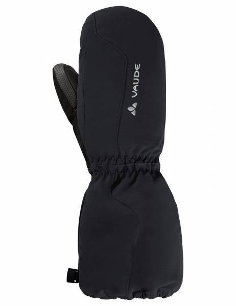 Vaude Kids Snow Cup Mitten III Kinder Unisex Winterfäustling Handschuh black NEU - Bild 1