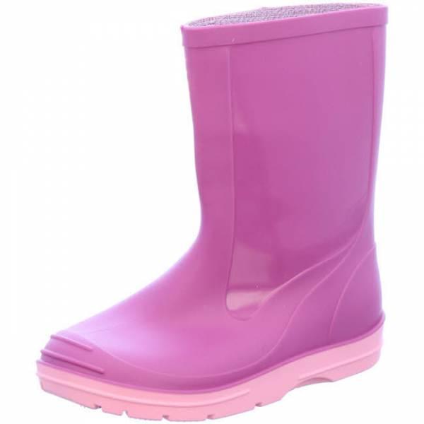 BECK MÄ Gummistiefel Mädchen Regenstiefel waterproof Outdoor Pink NEU - Bild 1