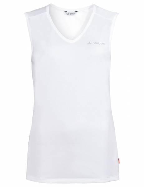 Vaude Women´s Essential Top Damen Wandershirt Funktionsshirt Basic white NEU - Bild 1