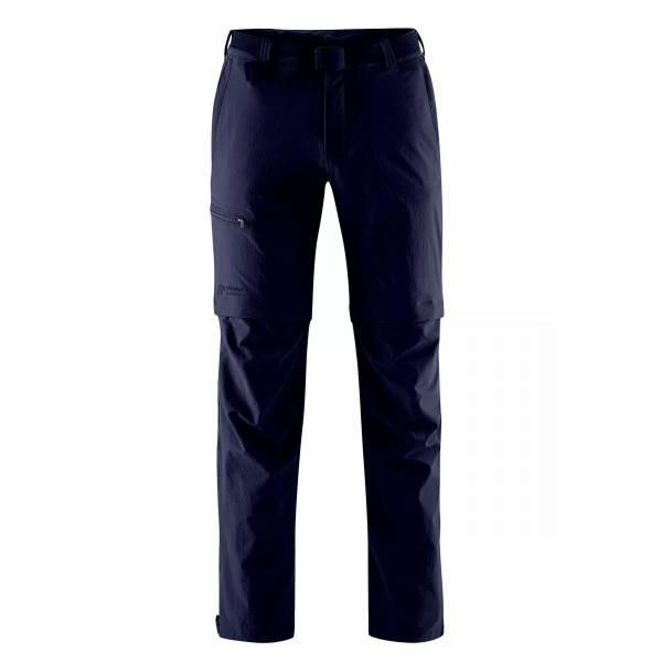 Maier Sports Tajo Zip-Off Hose Herren Wanderhose Outdoorhose Trekking blue NEU - Bild 1