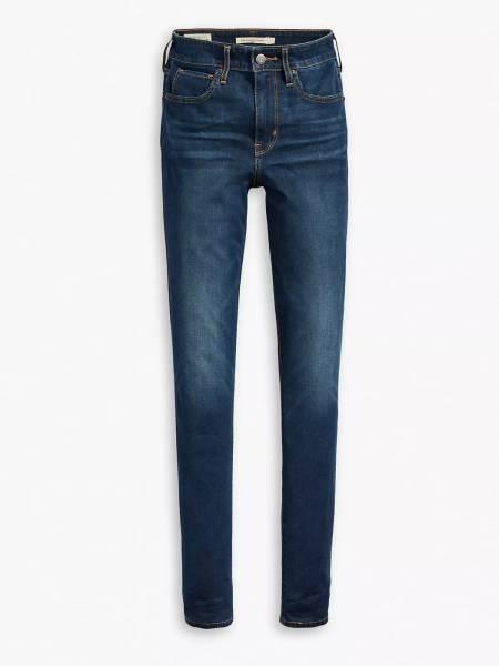 Levi´s 721 00185 High Rise Skinny Jeans Damen Hose blau NEU - Bild 1