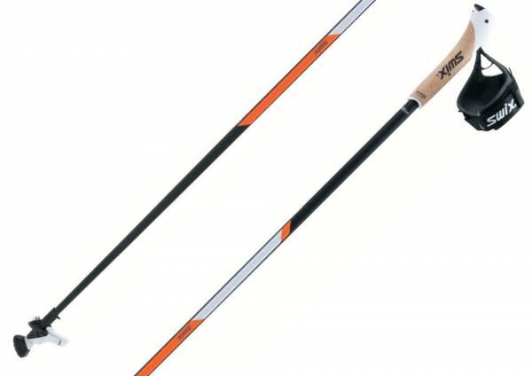 Swix CT3 Orange Carbon Nordic Walking Stöcke Unisex Klickschlaufe Twist&Go Spitze 2018 NEU - Bild 1