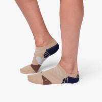 ON Low Sock Damen Laufsocken Running rosebrown | grey NEU