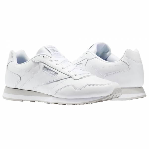 Reebok Royal Glide LX Herren Sneaker Leder Sportschuh Freizeitschuhe weiß NEU - Bild 1