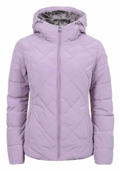Lutha Immala L6 Damen Freizeitjacke Winterjacke Winter Jacket lila NEU