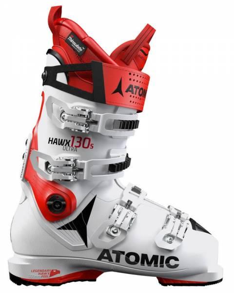Atomic Hawx Ultra 130 S Skischuhe 18/19 Herren All Mountain Alpin weiß/rot NEU - Bild 1