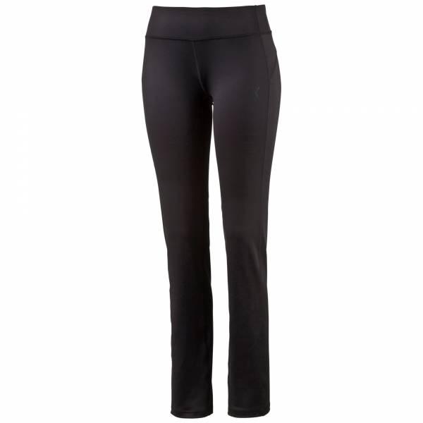 PUMA WT Ess Straight Leg Pant Damen Sporthose Fitness Gym Freizeit schwarz NEU - Bild 1