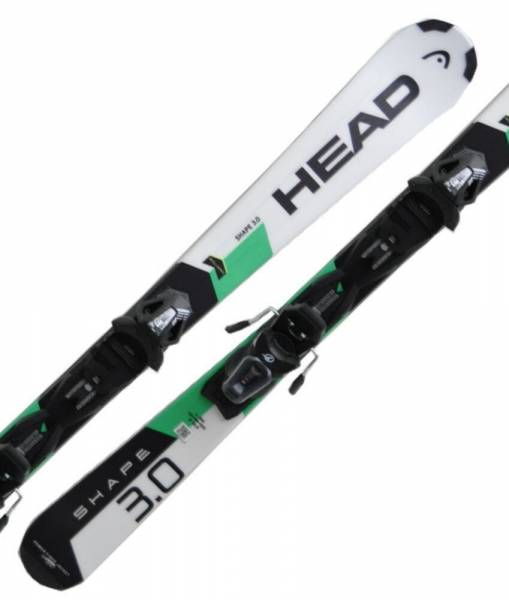 Head Shape 3.0 18/19 Einsteiger Allround OnPiste Sport Carver Alpin Skiset NEU