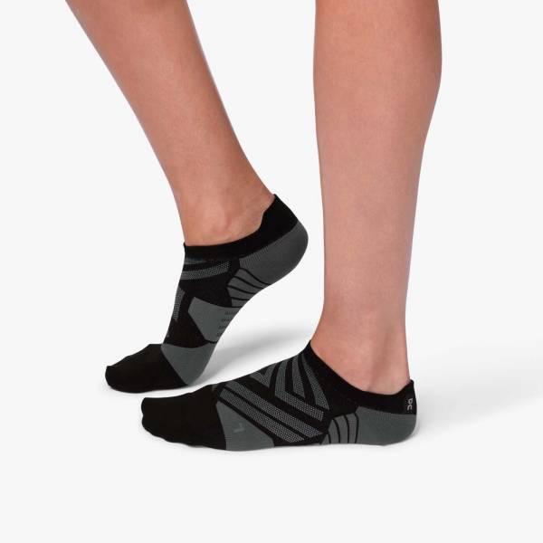 ON Low Sock Damen Laufsocken Running black | shadow NEU - Bild 1