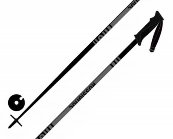 Rossignol Stove Pole 30 Unisex Ski Alpin Skistöcke Poles Skistock 1Paar grey NEU
