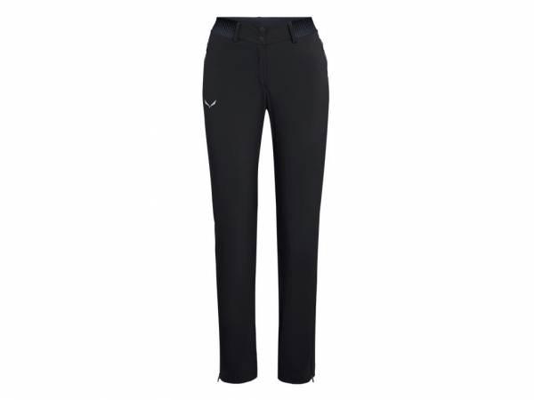 Salewa Pedroc 3 DST W LON PNT Damen Outdoor Pant Wanderhose schwarz