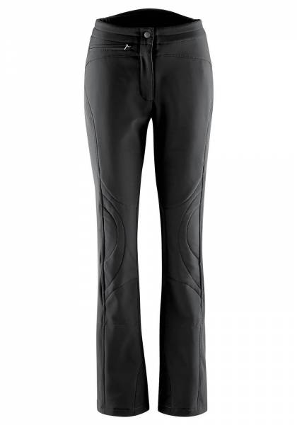 Maier Sports Damen Hose Softshellhose Skihose black NEU - Bild 1