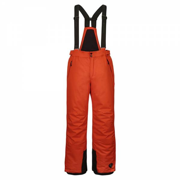 Killtec Gauror Herren Skihose Snowboardhose Wintersport Pant orange NEU