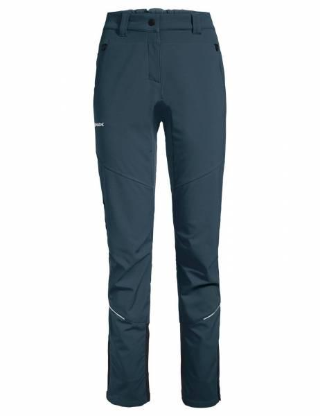 Vaude Women´s Larice Pants III Damen Trekkinghose Softshellhose blue NEU - Bild 1