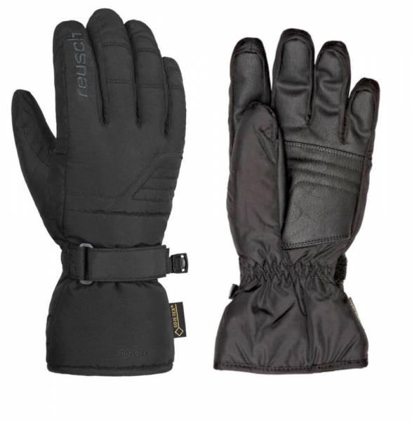 Reusch Severo GTX Herrenhandschuhe Skihandschuhe schwarz/weiß Gore Tex NEU
