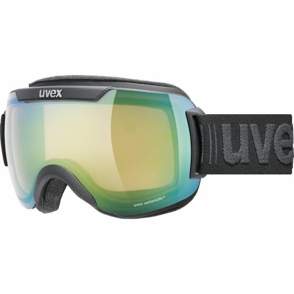 Uvex Downhill 2000 V Unisex Skibrille Snowboardbrille Winter Goggle black NEU