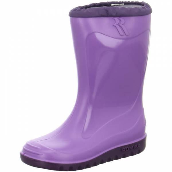 ROMIKA Gummistiefel Mädchen Regenstiefel Outdoor waterproof lila NEU - Bild 1
