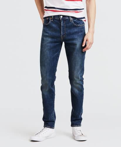 Levi´s 512 28833-0244 Slim Taper Jeans Herren Stretch Jeans dunkelblau NEU - Bild 1
