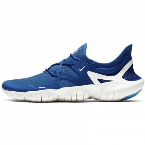 Nike Free RN 5.0 Herren Laufschuhe Freizeitschuhe Jogging Running indigo NEU