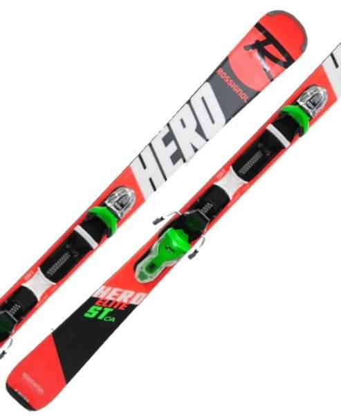 Hero Elite ST CA 18/19 Slalom Race Carver Ski Alpin Skiset NEU