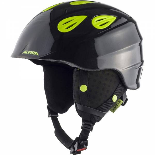 Alpina Grap 2.0 Junior Kinder Skihelm Snowboardhelm Wintersport Helmet NEU - Bild 1