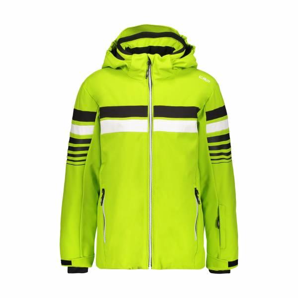 Campagnolo Jungen Jacket Snaps Hood Skijacke Winterjacke limegreen NEU - Bild 1