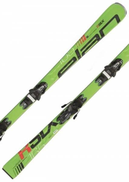 Elan SLX Waveflex 18/19 Race Slalom OnPiste Sport Carver Alpin Skiset NEU