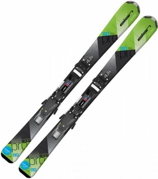 Elan Explore Pro QS Kinder Skiset Ski Alpin Jr. Allround NEU