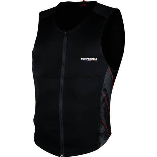Komperdell Cross Super Eco Vest Men Herren Rückenprotektor Alpin schwarz NEU - Bild 1
