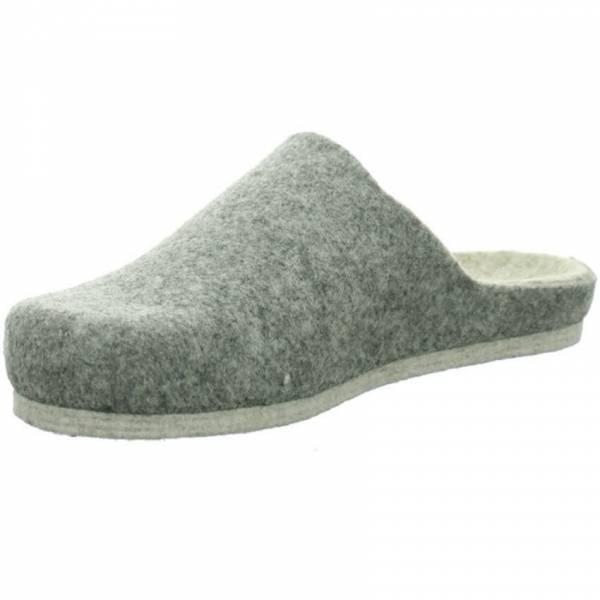Longo Clogs Unisex Hausschuhe Pantolette Pantoffel Freizeit Sandale grau NEU - Bild 1