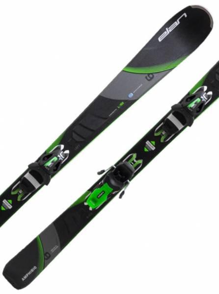 Elan Amphibio 9 PS Shift 17/18 Unisex Allmountain OnPiste Carver Alpin Skise NEU