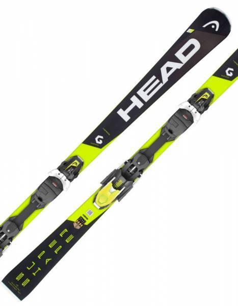 Head Supershape i.Speed 18/19 Perfomance On Piste Race Carver Alpin Skiset NEU