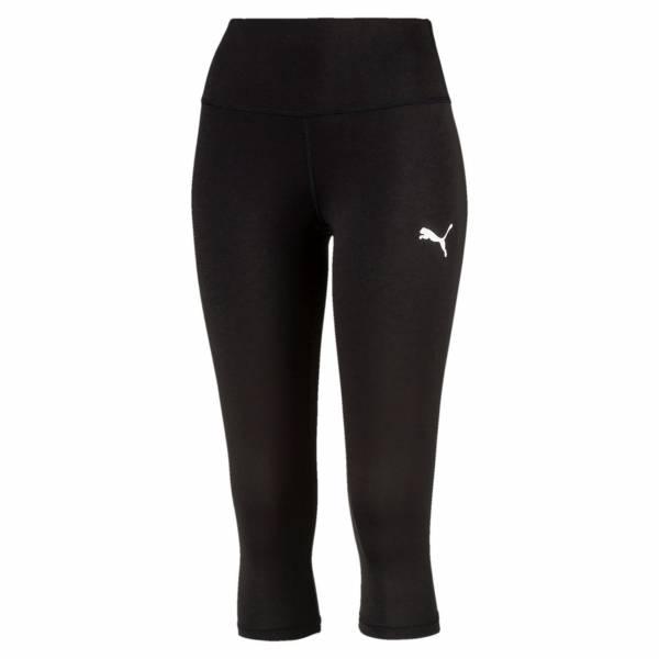 Puma Active 3/4 Leggings Sport Fitness Training Damen schwarz NEU - Bild 1