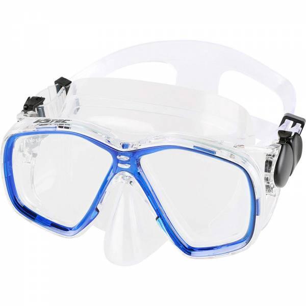 V3Tec Venice Tauchmaske Unisex Taucherbrille blau NEU