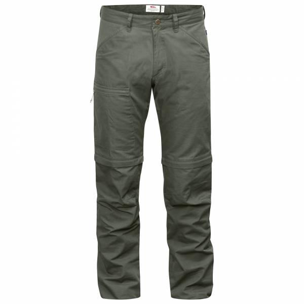 Fjällräven High Coast Zip-Off Trousers M Herren Outdoorhose Trekking grey NEU