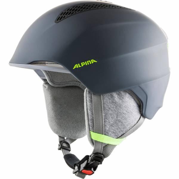 Alpina Grap Junior Green Jungen Kinderskihelm Snowboardhelm Kids Helmet Boys NEU