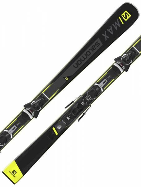 Salomon S/MAX 10 18/19 OnPiste Alpin Skiset NEU